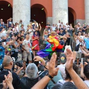 Palermo si veste a colori