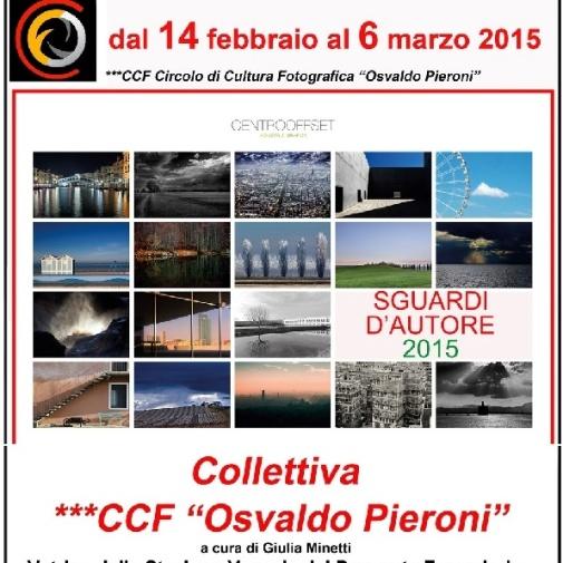 "COLLETTIVA - ""SGUARDI D'AUTORE"" (2015)"