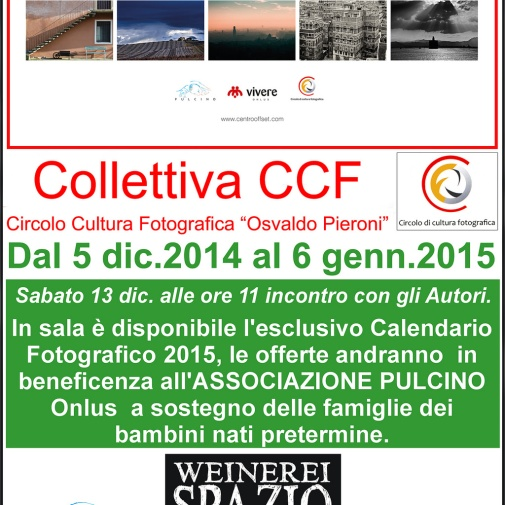 "COLLETTIVA - ""SGUARDI D'AUTORE"" (2014)"