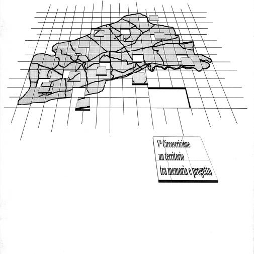 """COLLETTIVA -""""UN TERRITORIO TRA MEMORIA E PROGETTO"""" (1999)"""