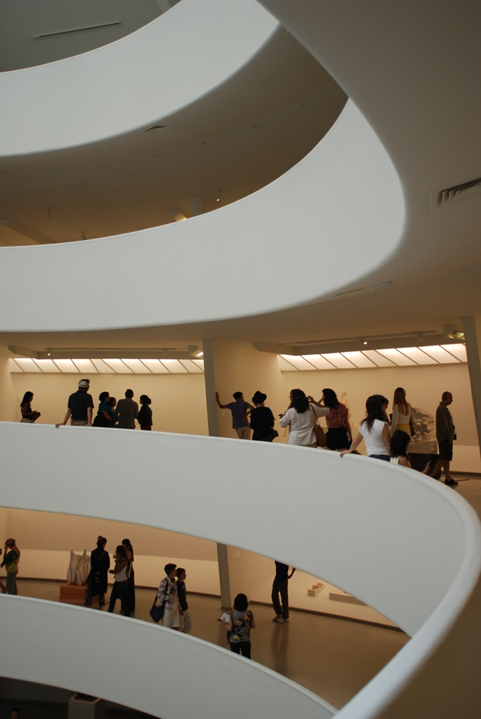 Guggenheim - New York, 2008