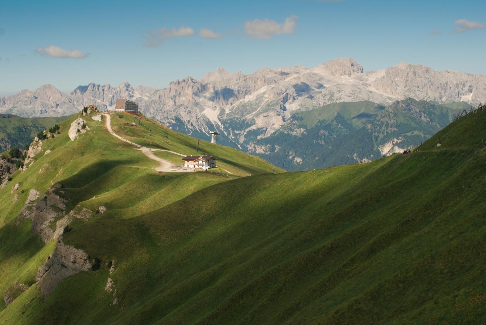 Sui sentieri del Pordoi - Dolomiti,2013