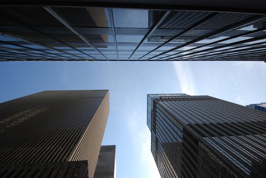 Grattaceli - New York, 2008