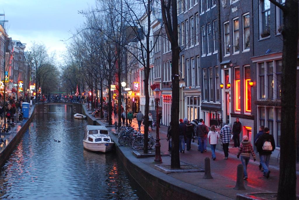 Jordaan - Amsterdam, 2008