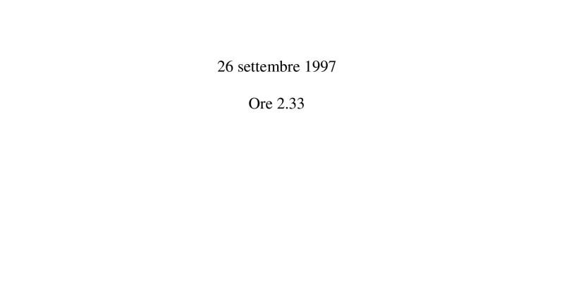 VERCHIANO (1997)